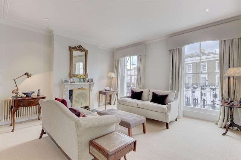 4 Bedrooms Terraced House for sale in Portland Road, Notting Hill, London, W11