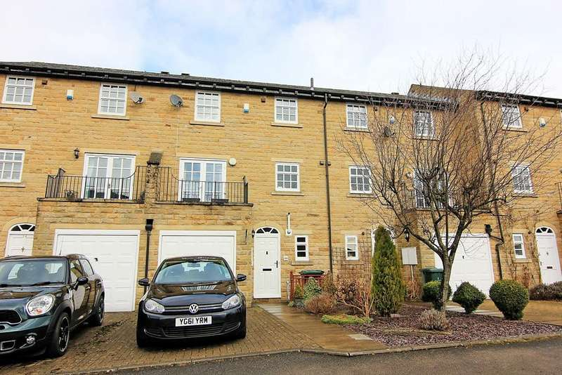 3 Bedrooms Town House for sale in 36 Gainsborough Court, Skipton,
