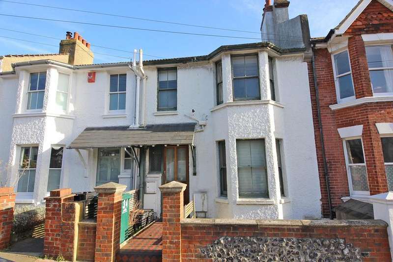 4 Bedrooms Terraced House for sale in Hollingbury Road, Brighton BN1