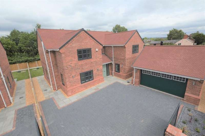 4 Bedrooms Detached House for sale in Tarporley Road, Duddon