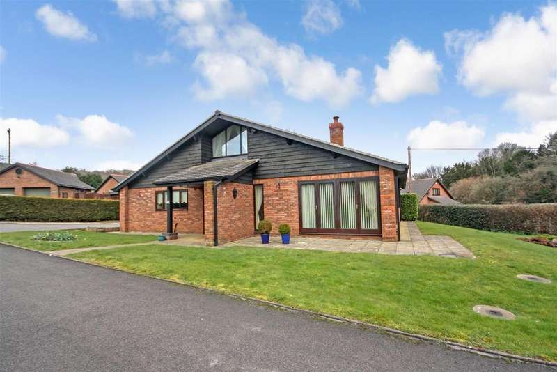 3 Bedrooms Detached Bungalow for sale in Briggs Lane, Pant, Oswestry