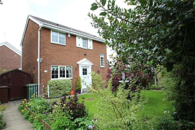2 Bedrooms Detached House for sale in Albany Court, Pontefract, WF8