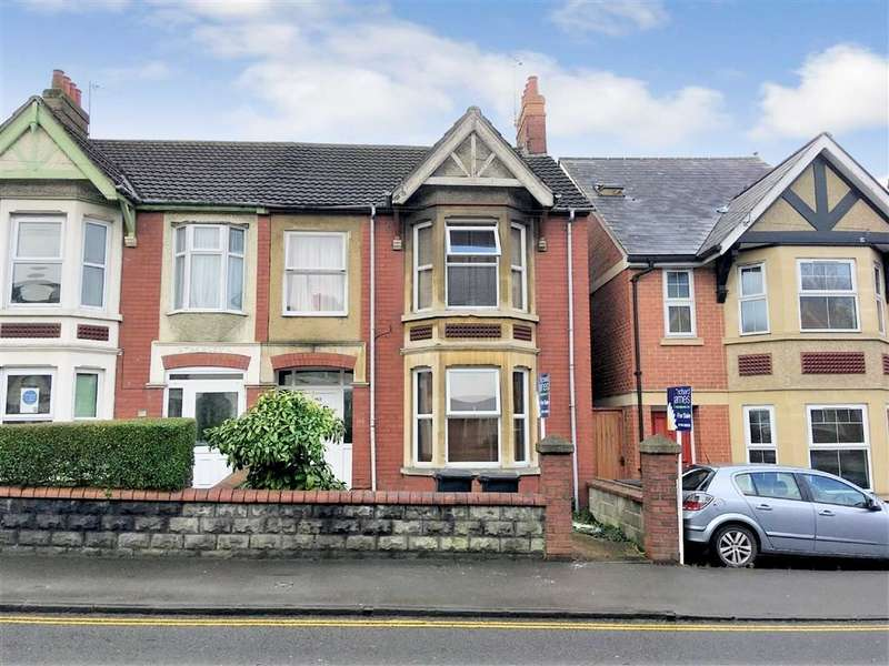 3 Bedrooms Semi Detached House for sale in Kingshill Road, Old Town, Swindon