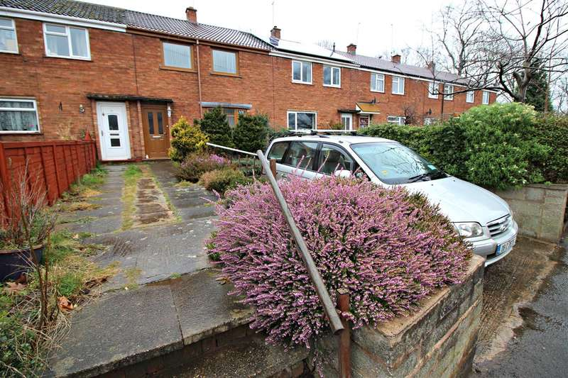 Terraced House for sale in Linden Avenue, Stourport