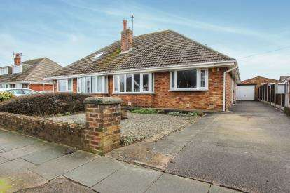 2 Bedrooms Bungalow for sale in Folkestone Road, Lytham St Annes, Lancashire, England, FY8