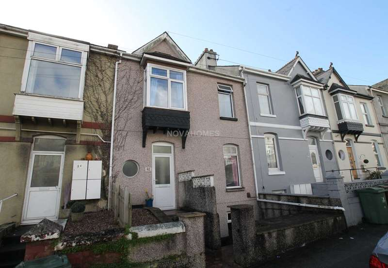 4 Bedrooms Terraced House for sale in Old Laira Road, Laira, PL3 6AB
