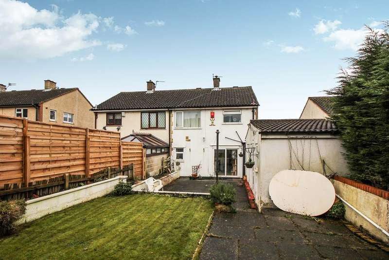 3 Bedrooms Semi Detached House for sale in Broadstone Way, Holmewood