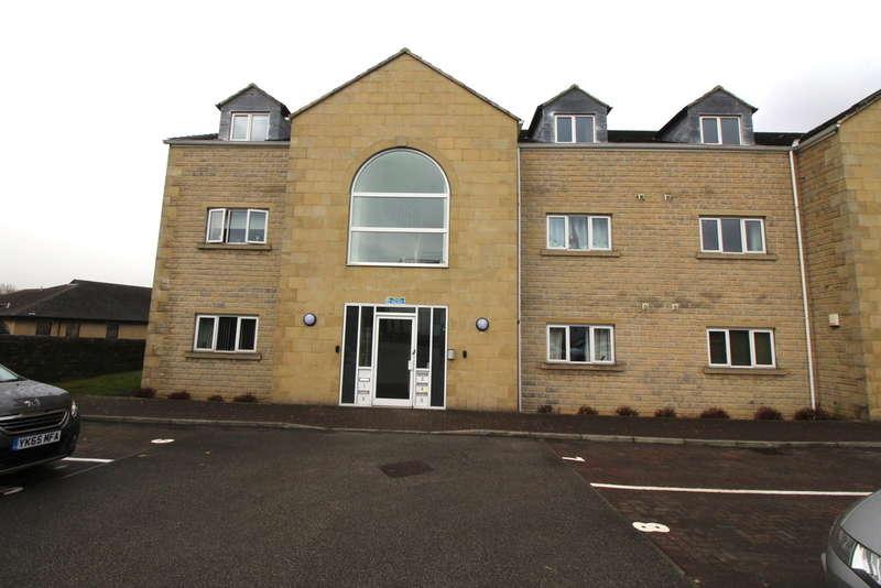 2 Bedrooms Flat for sale in Heathfield Grange, Elland