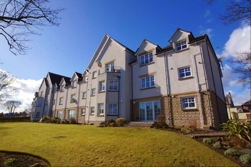 2 Bedrooms Flat for sale in Carberry Court, Leven, KY8