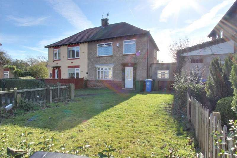 3 Bedrooms Semi Detached House for sale in Gofton Place, Eston