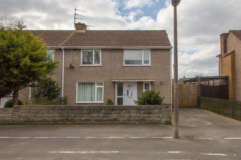 3 Bedrooms Semi Detached House for sale in Castle Avenue, Penarth