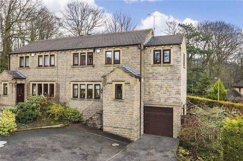4 Bedrooms Semi Detached House for sale in The Orchards, Bingley, West Yorkshire
