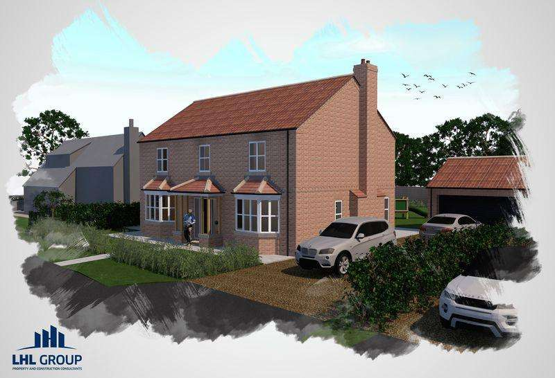 5 Bedrooms Detached House for sale in Newall House, Back Lane , Allerthorpe