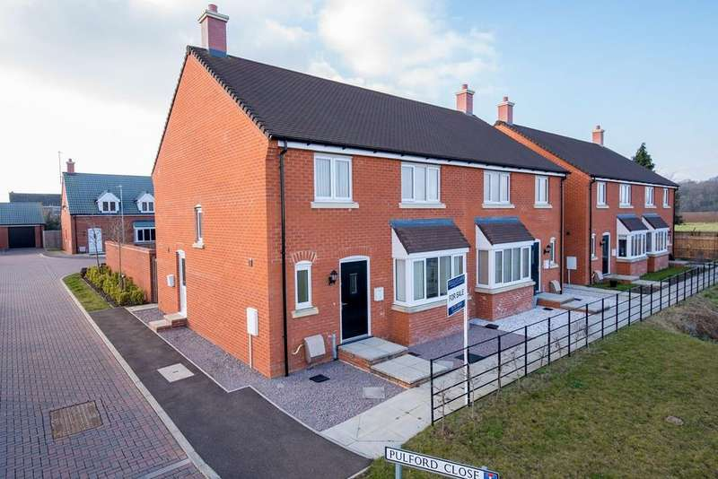 4 Bedrooms Semi Detached House for sale in Pulford Close, Northorpe, Thurlby, PE10