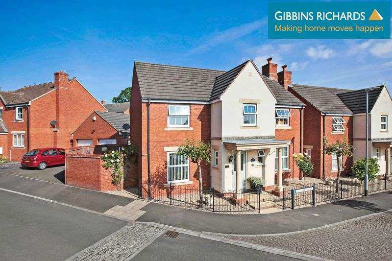 4 Bedrooms Property for sale in Old Oaks Close, Wembdon, Bridgwater