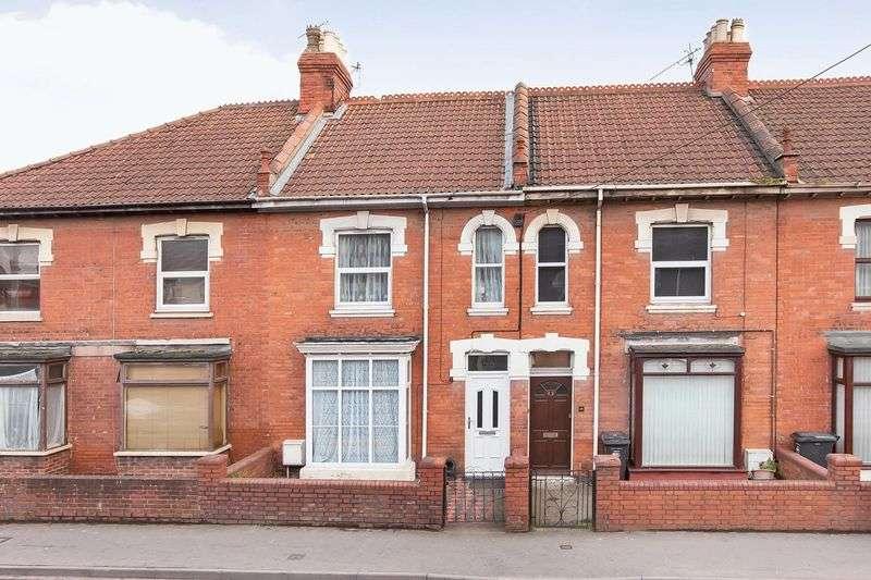2 Bedrooms Property for sale in Bristol Road, Bridgwater