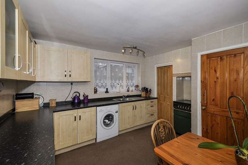 3 Bedrooms Property for sale in Farmstead Close, Sheffield, S14