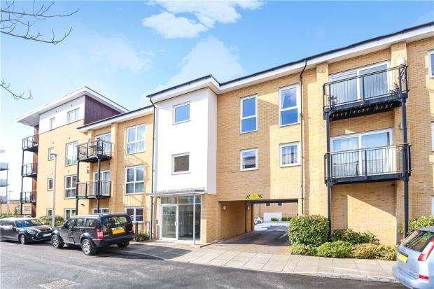 2 Bedrooms Apartment Flat for sale in Tean House, Havergate Way, Reading