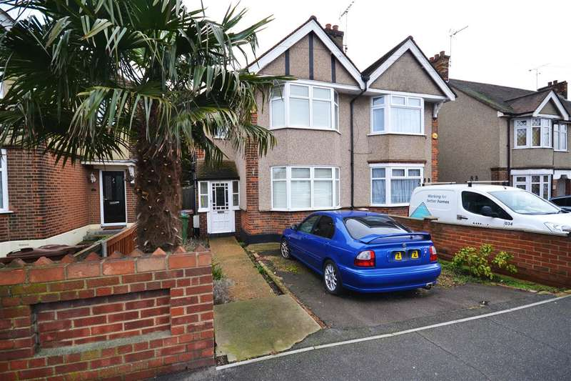 3 Bedrooms Semi Detached House for sale in Rectory Road, Grays
