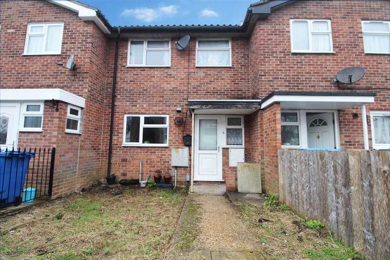 3 Bedrooms Terraced House for sale in Spinner Close, Ipswich