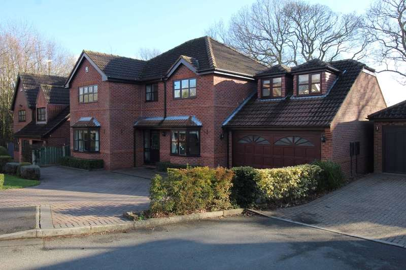 5 Bedrooms Detached House for sale in Meadow Croft, Sprotbrough, Doncaster, DN5