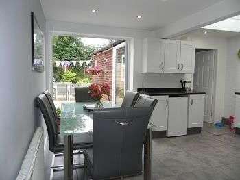4 Bedrooms Semi Detached House for sale in Tamworth Road, Amington , TAMWORTH, Staffs, B77 3AB