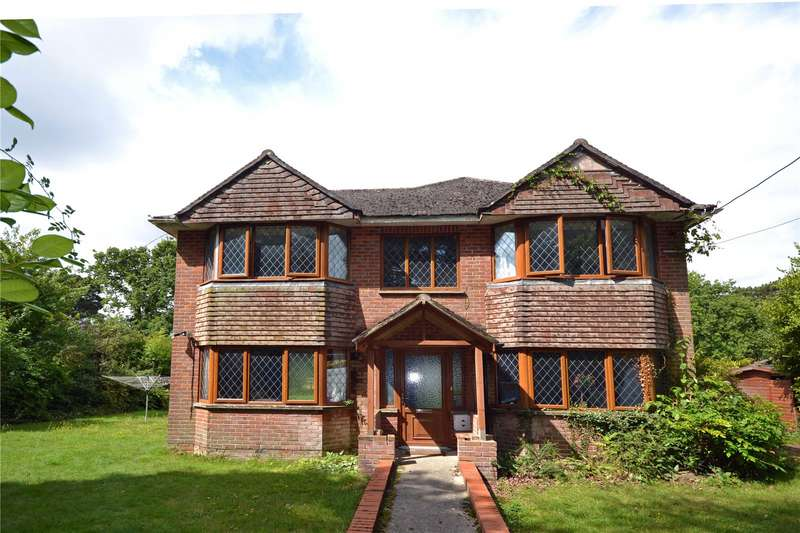 3 Bedrooms Detached House for sale in Fernhill Lane, New Milton, Hampshire, BH25