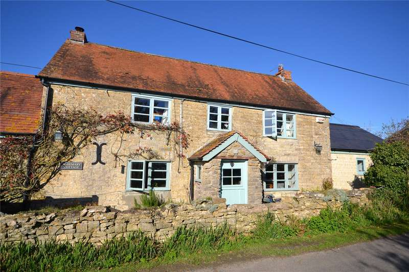 3 Bedrooms Detached House for sale in Dover Street, Stour Row, Shaftesbury, Dorset, SP7