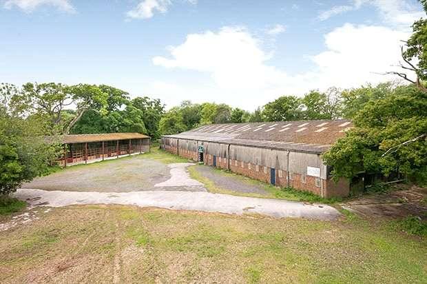 Land Commercial for sale in Brockenhurst, Hampshire, SO42