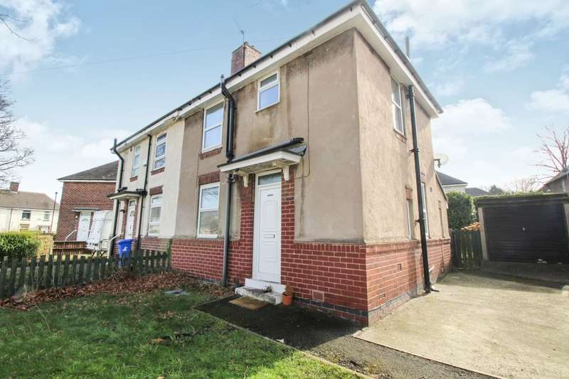 2 Bedrooms Semi Detached House for sale in Renathorpe Road, Sheffield, S5