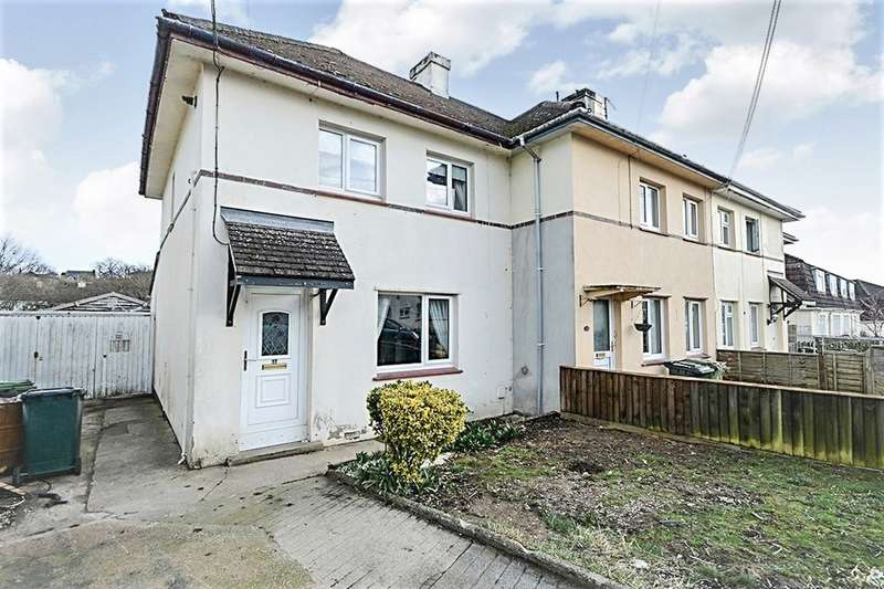 3 Bedrooms Property for sale in Coronation Road, Kingsteignton, Newton Abbot, TQ12
