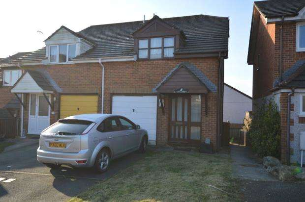 3 Bedrooms End Of Terrace House for sale in William Young Mews, Liskeard, Cornwall