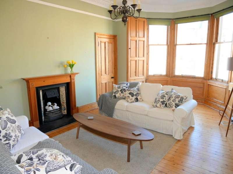 2 Bedrooms Flat for rent in Spottiswoode Road, Edinburgh,