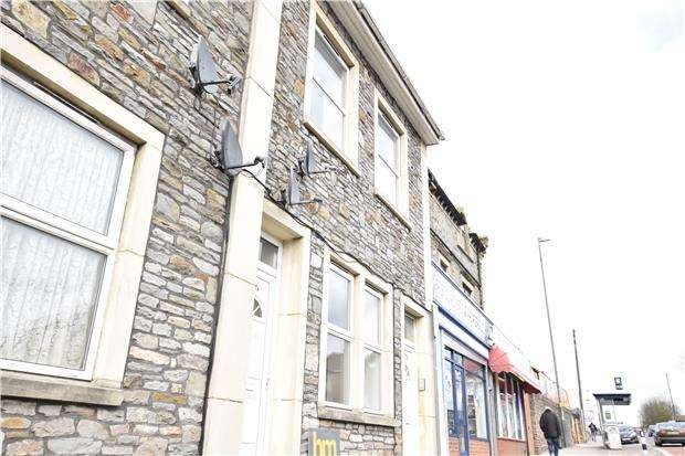 2 Bedrooms Flat for rent in Two Mile Hill Road, BRISTOL, BS15