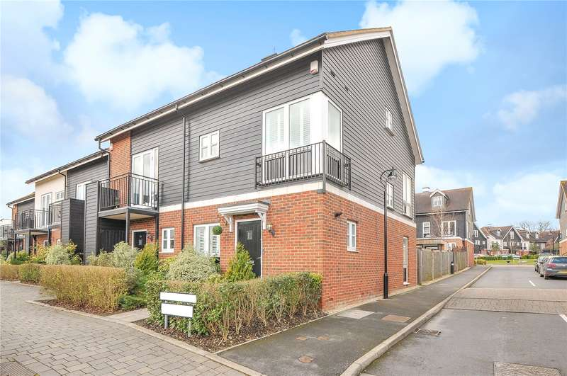 3 Bedrooms Semi Detached House for sale in Bury Street, Ruislip, Middlesex, HA4