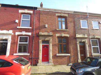2 Bedrooms Terraced House for sale in St. Michaels Road, Preston, Lancashire