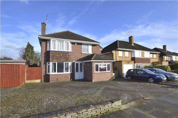 4 Bedrooms Detached House for sale in Alderton Road, CHELTENHAM, Gloucestershire, GL51 6AR