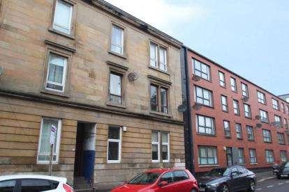 2 Bedrooms Flat for sale in Lorne Street, Glasgow