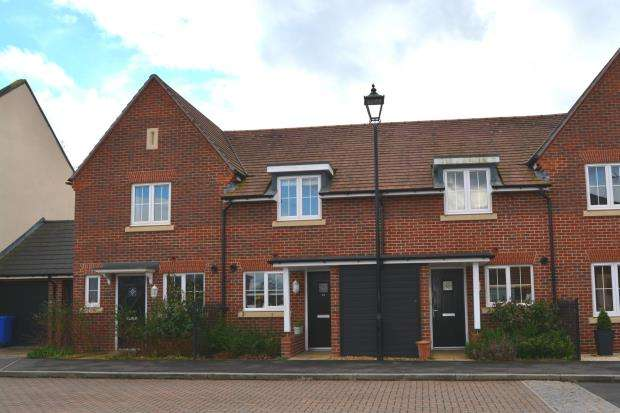 2 Bedrooms Terraced House for sale in Hartley Wintney, Hook