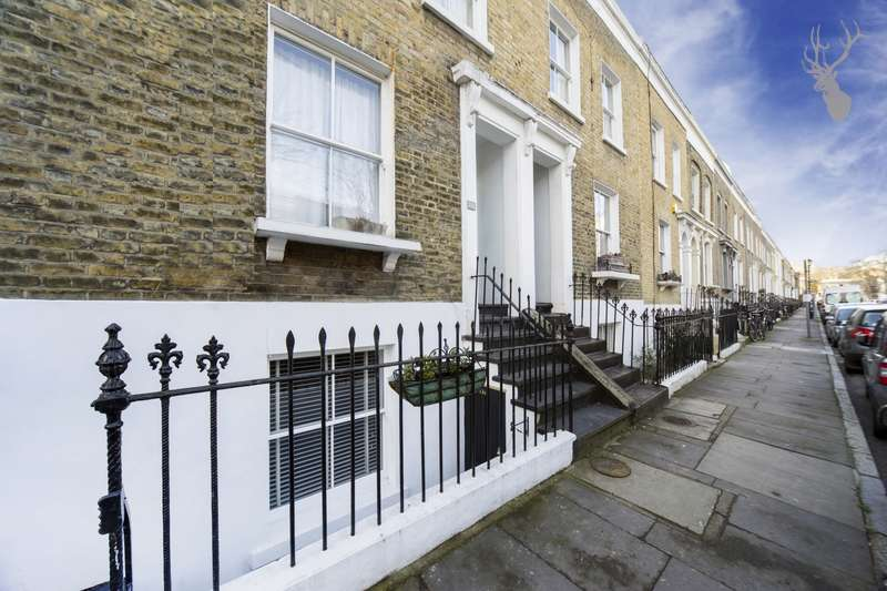 1 Bedroom Flat for sale in Zealand Road, Bow, E3