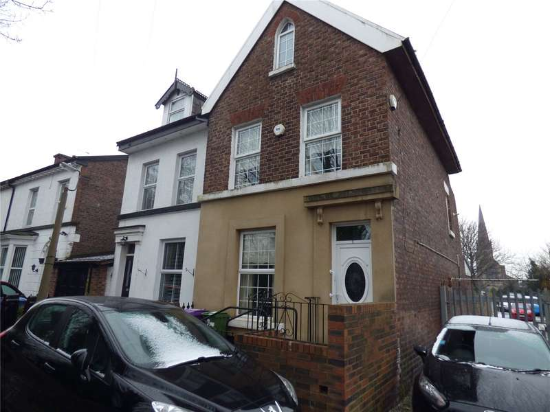 3 Bedrooms Semi Detached House for sale in Gardner Road, Old Swan, Liverpool, Merseyside, L13