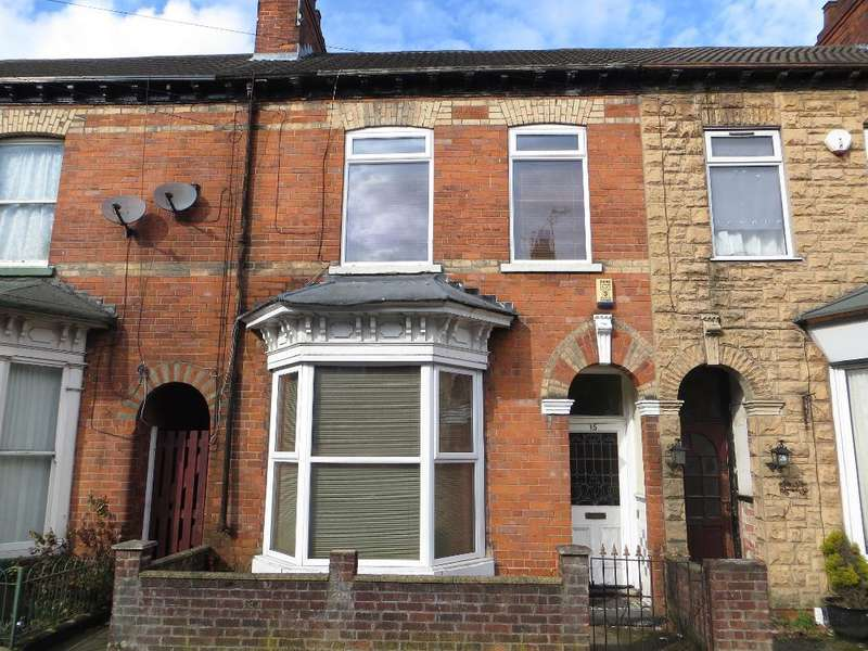 3 Bedrooms Terraced House for sale in Duesbery Street, Hull, HU5 3QE