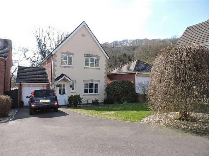 3 Bedrooms Detached House for sale in Derwen Fawr, Cilfrew