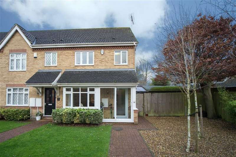 3 Bedrooms End Of Terrace House for sale in Stipers Close, Dunstable, Beds, LU6