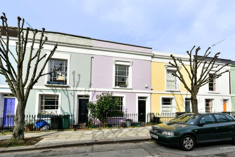 2 Bedrooms Terraced House for sale in Kelly Street, NW1 8PH