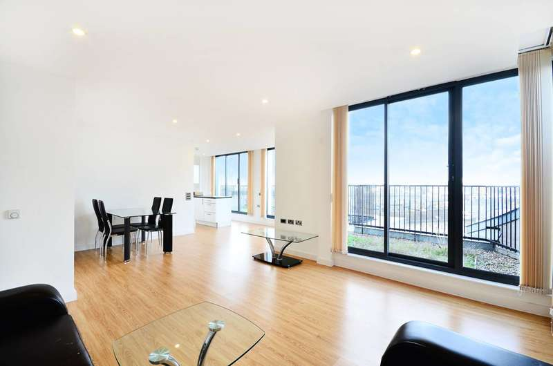 2 Bedrooms Flat for sale in Park Village East, Regent's Park, NW1