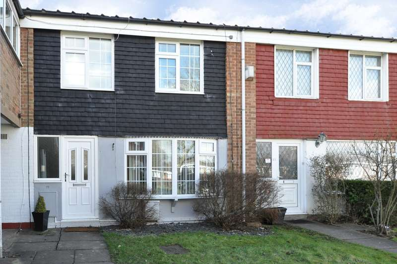 3 Bedrooms Terraced House for sale in Highcrest Close, Birmingham, B31