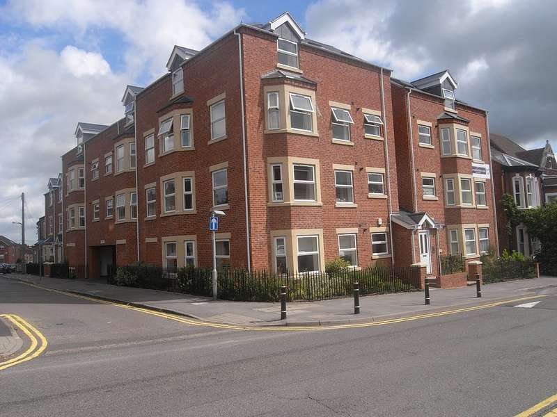 2 Bedrooms Apartment Flat for rent in Sophia Court, Town Centre CV21