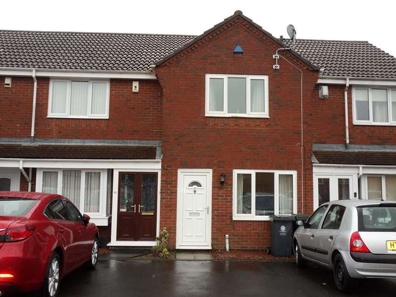 2 Bedrooms Property for sale in Roseberry Grange, Palmersville, Newcastle upon Tyne, Tyne and Wear, NE12 9DD