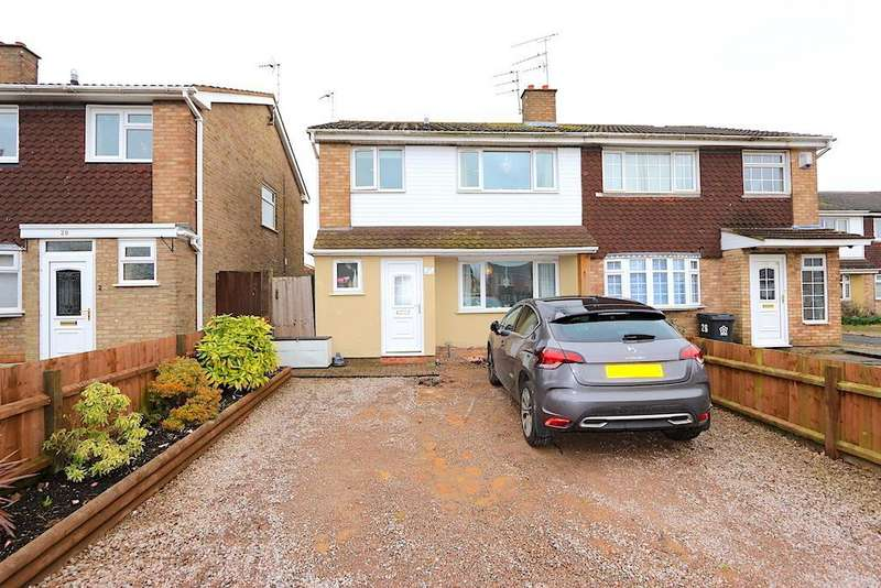 3 Bedrooms Detached House for sale in Shire Close, Leicester